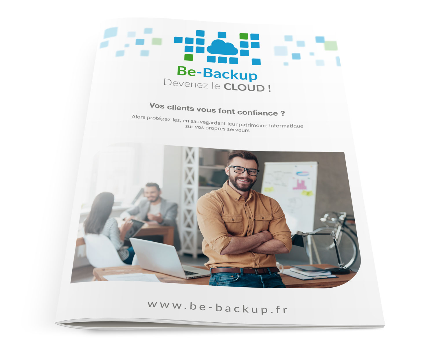 Charte Graphique Be-Backup
