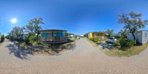 Visite virtuelle à 360° du Camping du Clos du Rhône - Les Saintes-Maries de la Mer
