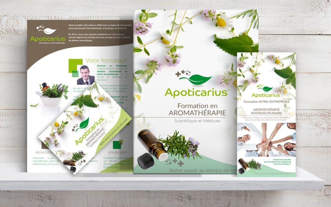 Charte Graphique Apoticarius