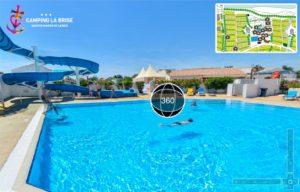 Visite virtuelle à 360° du Camping de la Brise - Les Saintes-Maries de la Mer
