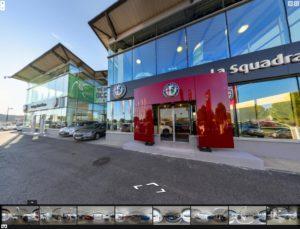 Visite virtuelle Flat Montpellier
